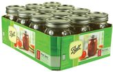 Ball 16-oz. Regular Mouth Mason Jars - 12-pk.