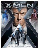 X-Men Beginnings Trilogy (Blu-ray)