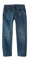 P.s. From Aeropostale Aeropostale Kids Ps Boys' Medium Wash Bootcut Stretch Jean Slim Blue