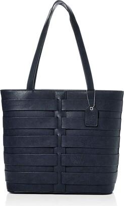 N.V. Bags Womens 256 Shoulder Bag Gold (Tan)