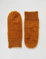 Asos Ultra Fluffy Mittens