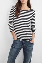 Velvet Glenda Striped Shirt