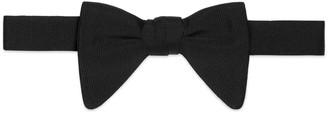 Gucci Children's silk bow tie