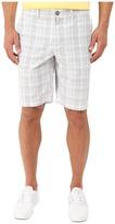 Original Penguin Large Plaid Shorts