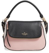 Kate Spade 'Cobble Hill - Deva' Leather Crossbody Bag - Black