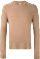Saint Laurent knitted sweater - men - Camel Hair - S