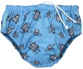 Charlie Banana Reusable Swim Diaper & Training Pants - Small (Robot Boy)