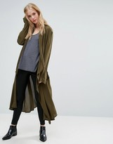 Religion Freedom Duster Coat