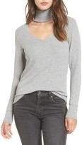 LnA Women's Choker Turtleneck