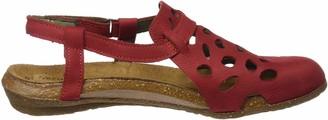 El Naturalista Women's N5063 Closed Toe Sandals