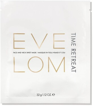 Eve Lom Time Retreat Face And Neck Sheet Mask (Pack Of 4)