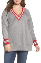 Melissa McCarthy Plus Size Women's Sweatshirt