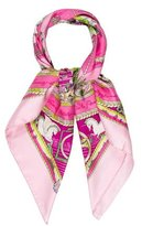 Hermes Per Astra Ad Astra Silk Scarf