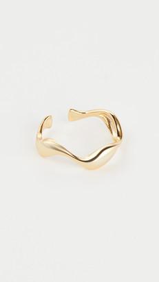 Shashi Petite Liquid Metal Ring