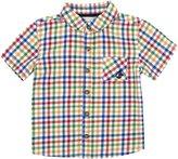Jo-Jo JoJo Maman Bebe Plaid Shirt (Baby) - Multi-12-18 Months