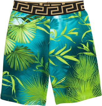 Versace Print Shorts
