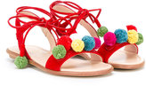 Aquazzura Mini open toe sandals