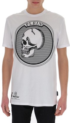Philipp Plein Skull Printed T-Shirt