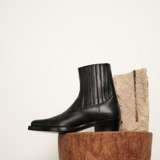 Sandro Cowboy boots