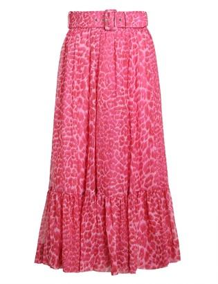Zimmermann Wavelength Flared Skirt