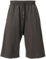 Damir Doma tracksuit bottom shorts