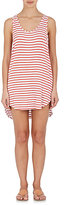 Onia WOMEN'S STRIPED JERSEY TANK DRESS