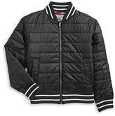 Tommy Hilfiger Reversible Bomber Jacket
