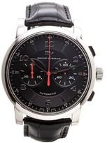 David Yurman Chronograph T721-C Stainless Steel Swiss Made Automatic 45mm Watch