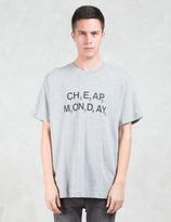 Cheap Monday Chemical Logo T-Shirt