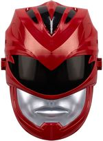 Power Rangers Red Ranger Mask With Sound