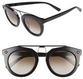 MCM 49mm Round Sunglasses