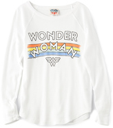 Junk Food Clothing Wonder Women Pullover