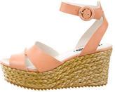 Alice + Olivia Roberta Platform Wedge Sandals w/ Tags