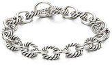 Thumbnail for your product : David Yurman Large Oval Link Bracelet