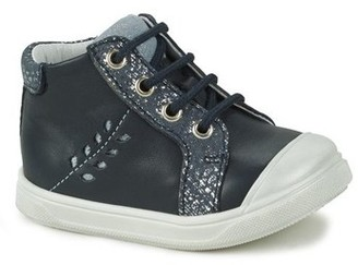 GBB AGAPE girls's Shoes (High-top Trainers) in Blue