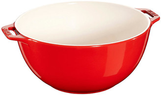 Staub Ceramic Serving Bowl - Cherry 7""