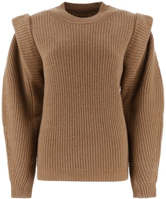 Isabel Marant Ribbed Knitted Sweater