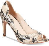 Cole Haan Jacinda Open-Toe Pumps, A Macy's Exclusive Style