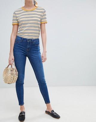 New Look Jenna Skinny Jeans-Blue