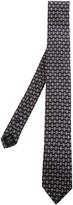 Dolce & Gabbana Geometric-print silk tie