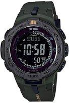 Casio Men's Pro Trek PRW3100Y-3 Rubber Quartz Sport Watch