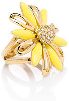 Kate Spade Daisy dreams statement ring