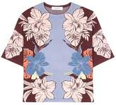 Valentino mytheresa.com online exclusive printed top