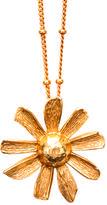 Gerard Yosca Daisy Pendant Necklace