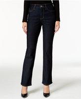 NYDJ Hayley Tummy-Control Straight-Leg Jeans