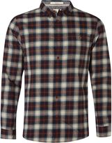 White Stuff Storm Flannel Check Ls Shirt