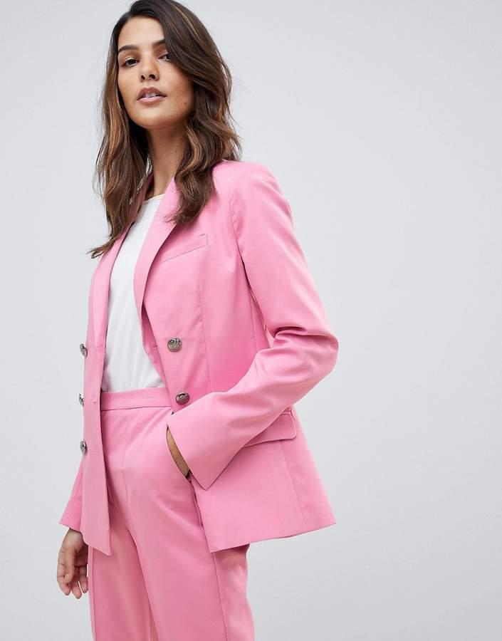Asos Design DESIGN tailored high break suit blazer