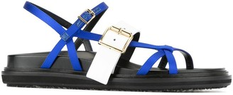 Marni Fussbet sandals