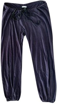 Eberjey Blue Trousers for Women