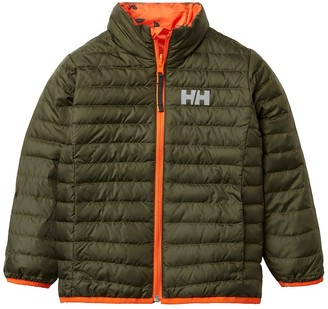 Helly Hansen Barrier Down Reversible Quilted Puffer Jacket (Little Boys)